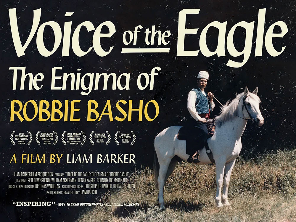 The Voice of the Eagle - The Enigma of Robbie Basho movie poster