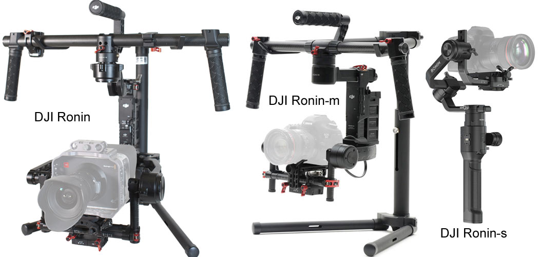 DJI Ronin for hire