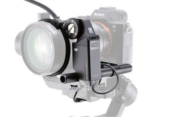 Ronin-S focus motor