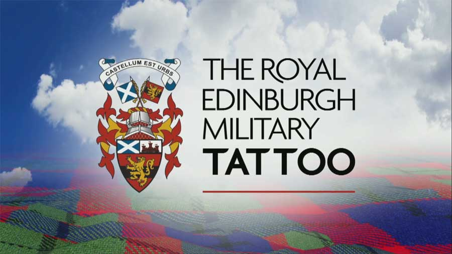 The Skys the limit Royal Military Tattoo Edingburgh Bluray