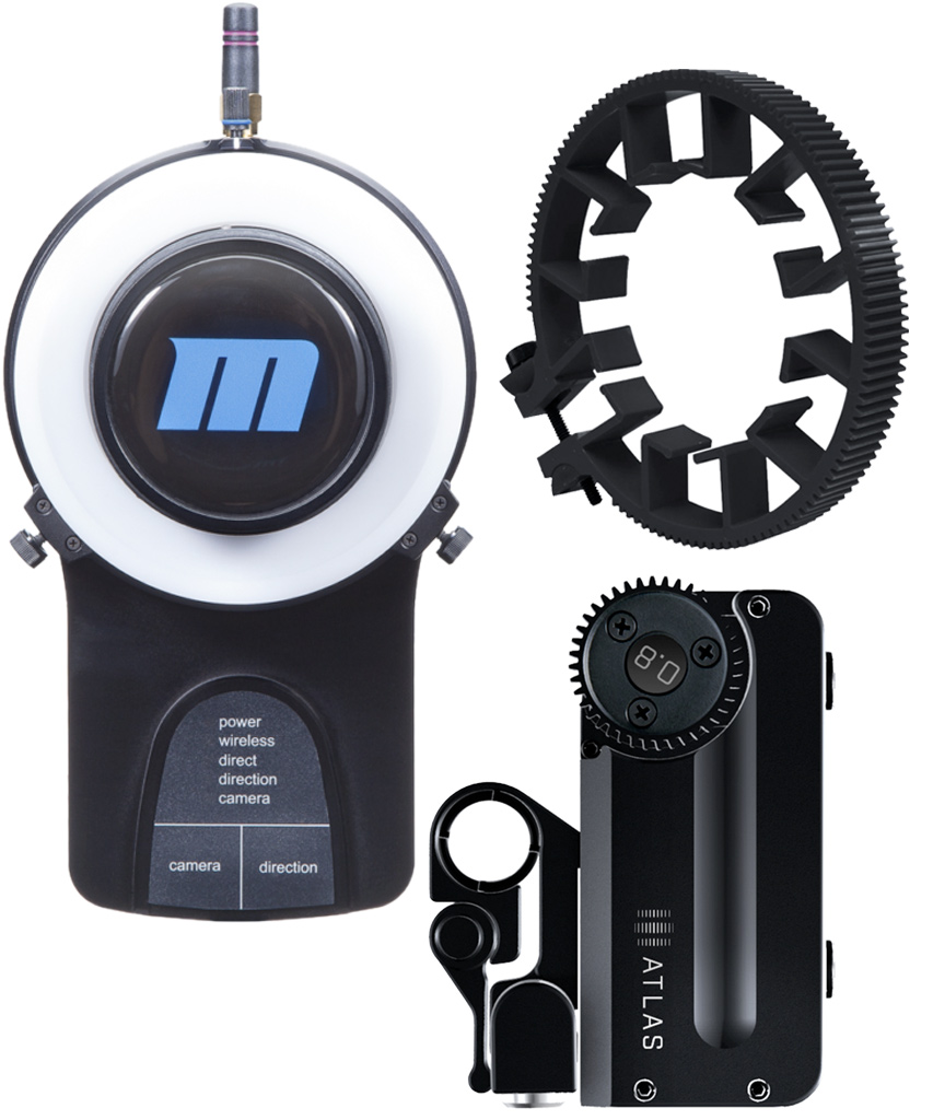Redrock Micro Atlas Digital Digital Remote Follow Focus system