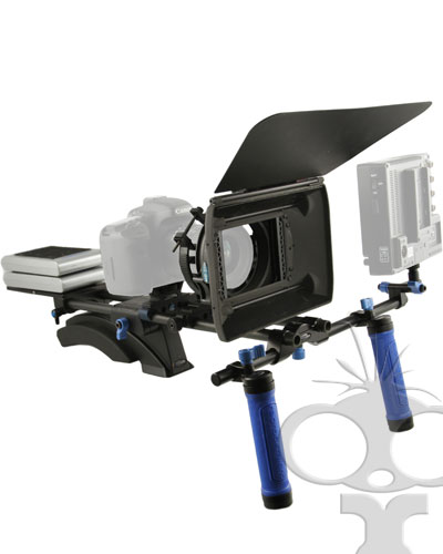 Image of the Field cinema rig deluxe