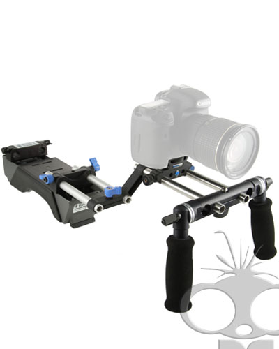 Image of the The Shoot n Go DSLR rig