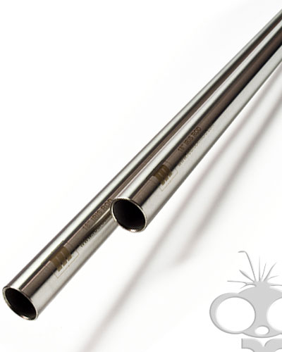15mm rods (set) Stainless Steel