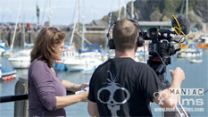 Ilfracombe Harbour Boat Stories interviews for Boat Stories