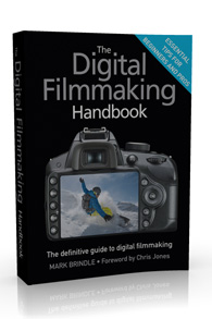 Digital Filmmaking handbook front cover image
