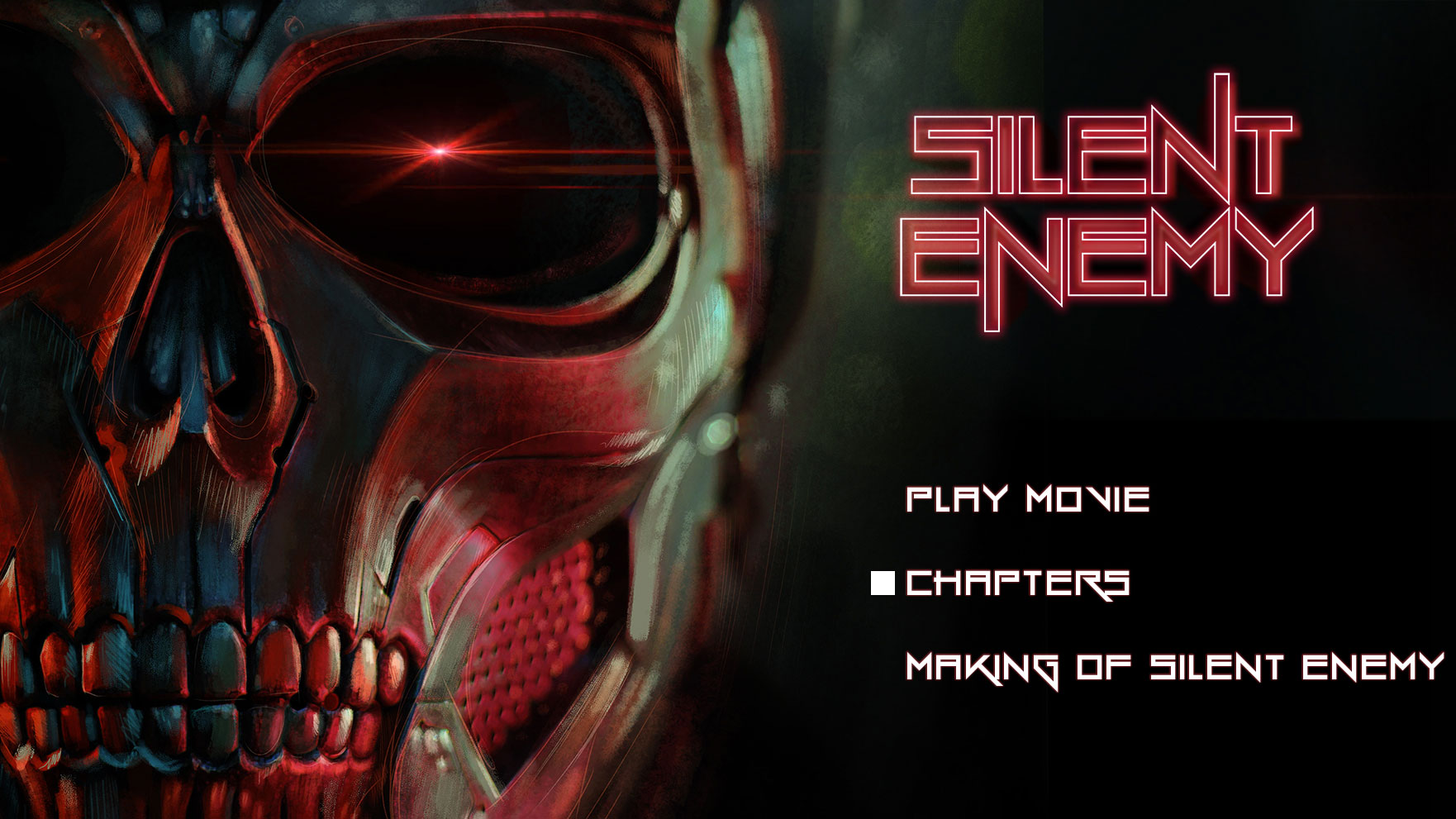Silent Enemy album Blu-ray