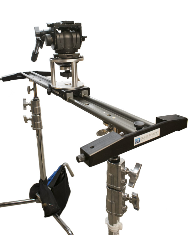 Glidetrack 1m Slider kit with Two Stands