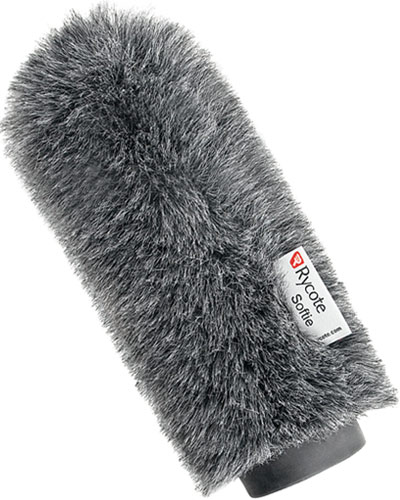 Rycote softie wind shield - 18cm