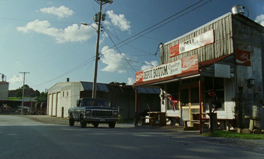 Tennessee Gothic was filmed in the US on real Film and features some cool locations