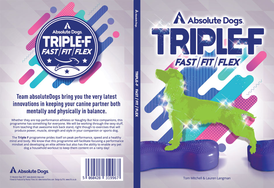 Triple-F DVD cover