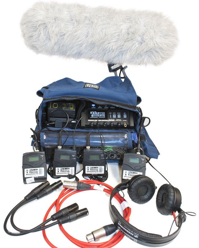 Image of the Ultimate location audio kit