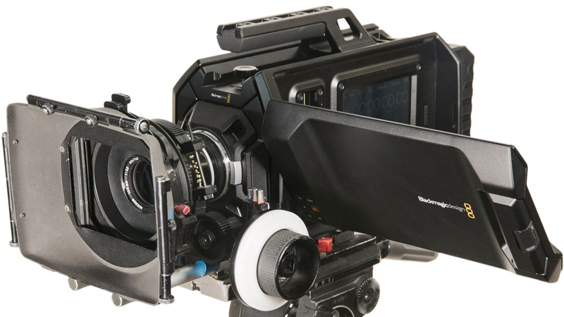 Blackmagic URSA 4K hire