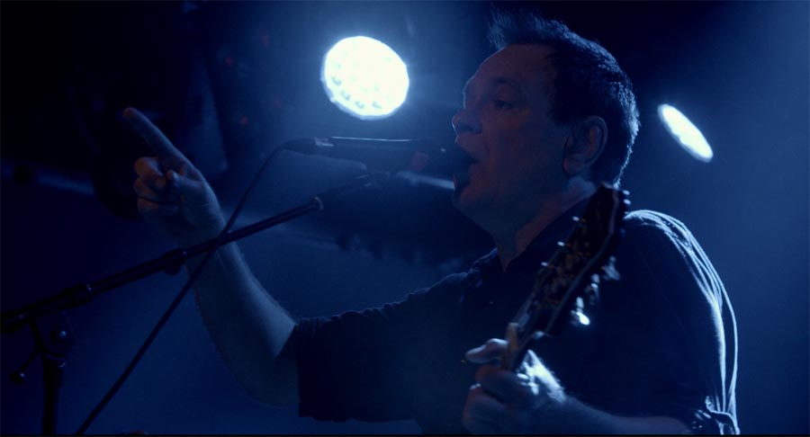 The Wedding Present live in concert - David Gedge