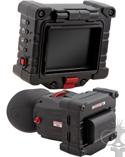 Zacuto HDMI Electronic Viewfinder (EVF) Kit