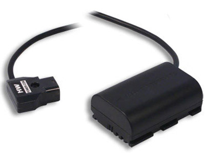 External powering for Canon