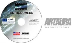 Astronomers DVD for Artaura