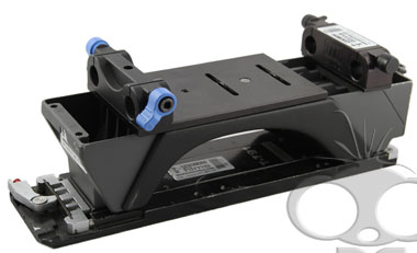 Ikegami shouldermount for 15mm rod mount systems