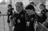 Ladies Lacrosse - Wales National Squad training camp