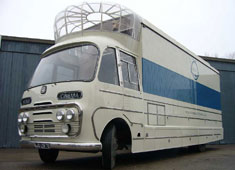 North Devon Movie Bus