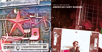 Peter Bruntnell American tour DVD