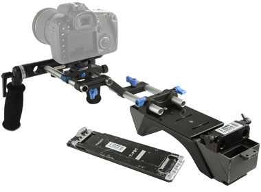 Shoot n Go DSLR shooting rig rental