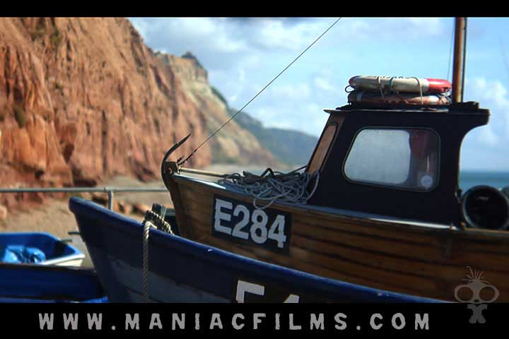 sidmouth scenic boats
