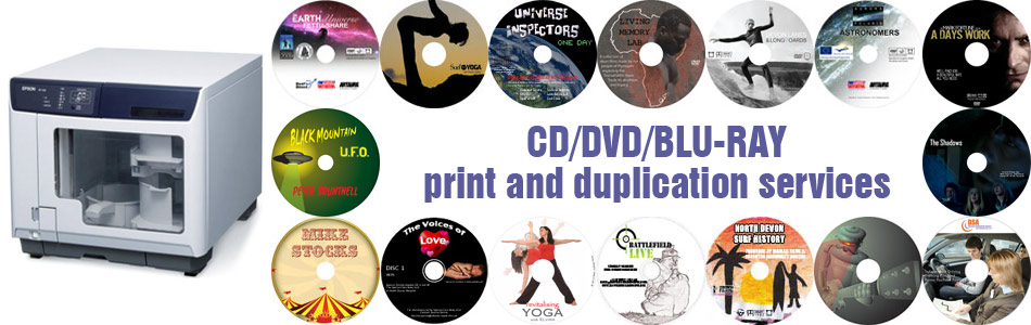 See more information on our duplication services