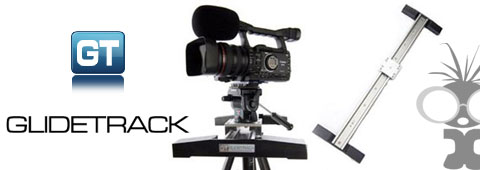 Glidetrack HD dolly