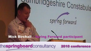 Springbaord Consultancy video