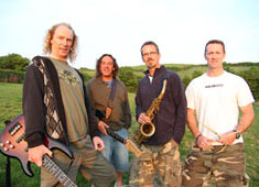 Croyde Reggae band The Universe Inspectors