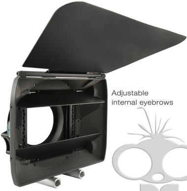 Vocas MB250 mattebox available for hire