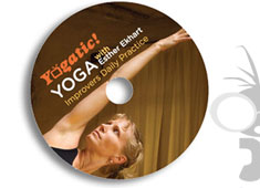 Yogatic DVD for Ester Ekhart