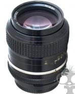 Nikon 105mm f/2.5 manual focus prime lens  - will fit Canon EF