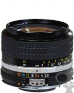 Nikon 024mm f/2.8 manual focus prime lens  - will fit Canon EF