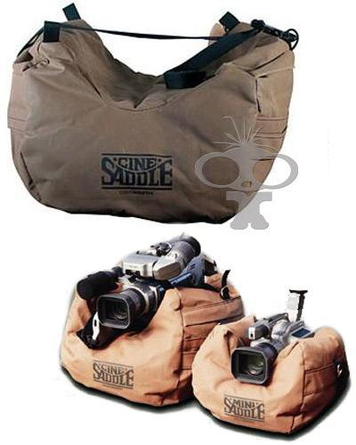 Cinesaddle Camera Support Bag
