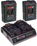 Pag Paglink v-lock dual battery kit