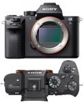 Sony A7S II 4k video mirrorless camera