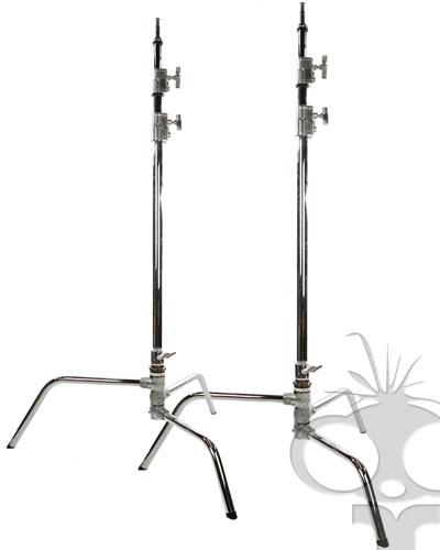 Kupo 40 inch C-stand with Removable Turtle Base