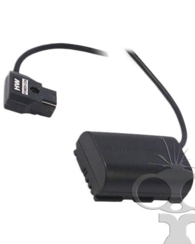 Canon Camera LP-E6 DTAP-PTAP Dummy Battery Adapter