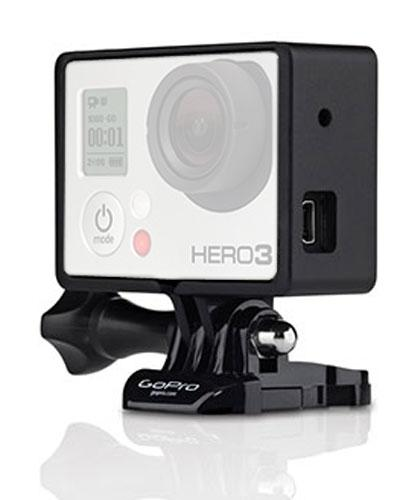 GoPro camera indoor frame kit