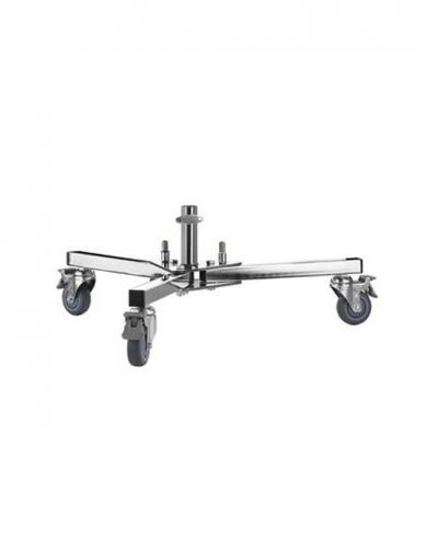 Kupo Runway Roller Rolling Light Stand c-stand Wheeled Base