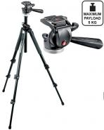 Manfrotto 190CPRO photo tripod with 391RC2