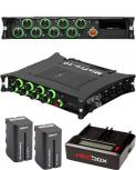 Sound Devices MixPre-10 II battery power kit