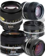Nikon lens kit - 5 piece Canon EF mount