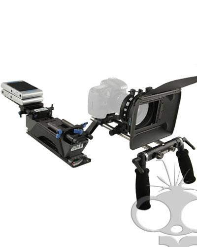 The Shoot n Go deluxe DSLR rig