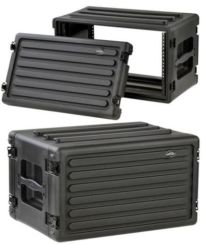 SKB 6U Shallow Rack