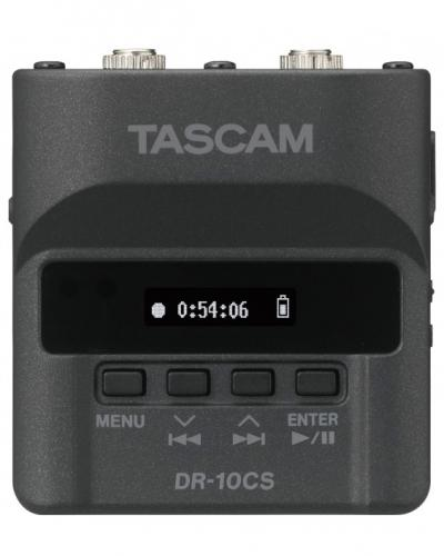 Tascam DR-10CS linear recorder for wireless mics