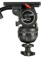 Sachtler Video 18 III tripod head (100mm bowl)
